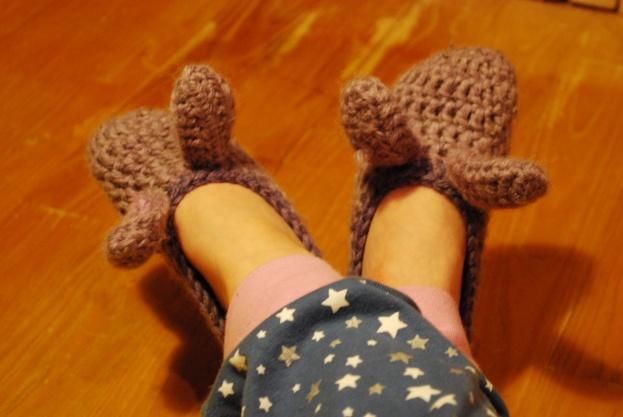 Bunny Slippers5